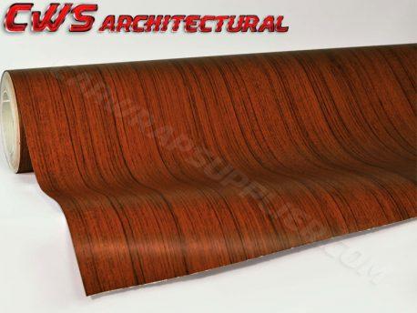 oak architectural wood grain vinyl wrap
