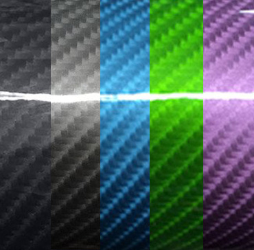 Carbon Fiber 5D High Gloss Wraps