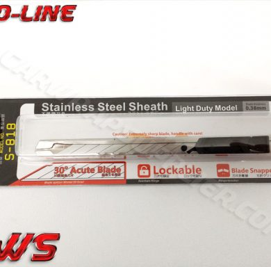 Stainless steel 30° Precision Knife