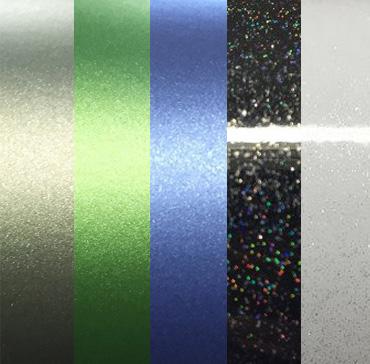 Metallic Wraps