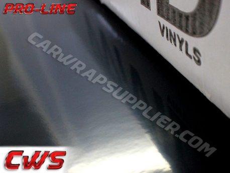 Pro-line Gloss Black Car Wrap Vinyl Film