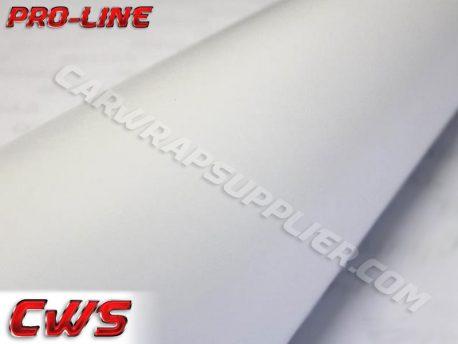 White Matte Car Wrap Vinyl Film