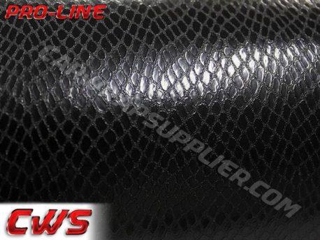 Black Snake Skin Vehicle Vinyl Film
