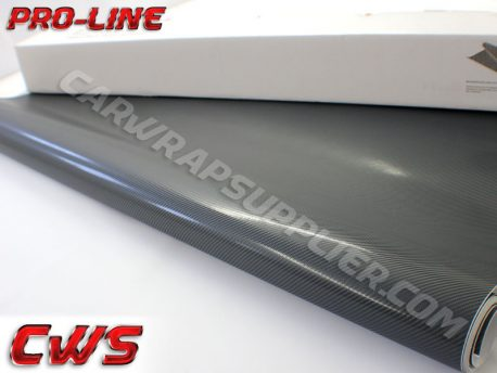 Gunmetal Gray TrueR Carbon Fiber Car Wrap Vinyl Film