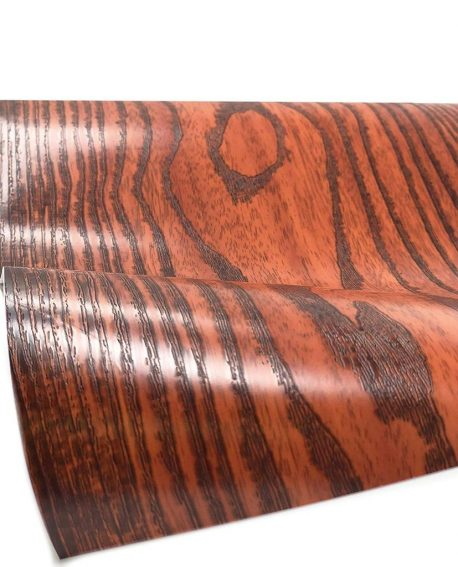 Architectural Ash Red Wood Contact Film