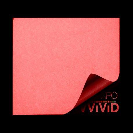 Glow In The Dark Red Glow car vinyl wrap