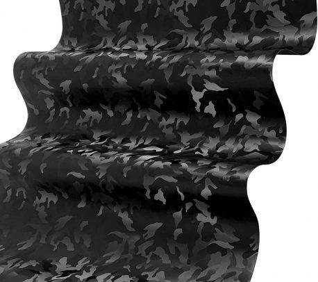 Black Stealth Camouflage Medium