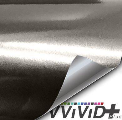Premium Plus Matte Gloss Black Pearl car wrap vinyl film