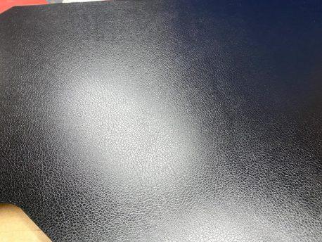 Black Leather Vehicle Vinyl Film