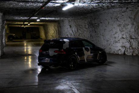 Premium Plus Matte Combat Pearl Gray car wrap vinyl film