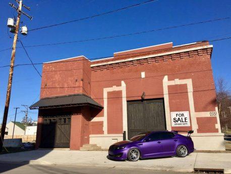 Premium Plus Matte Metallic Purple Ghost car wrap vinyl film
