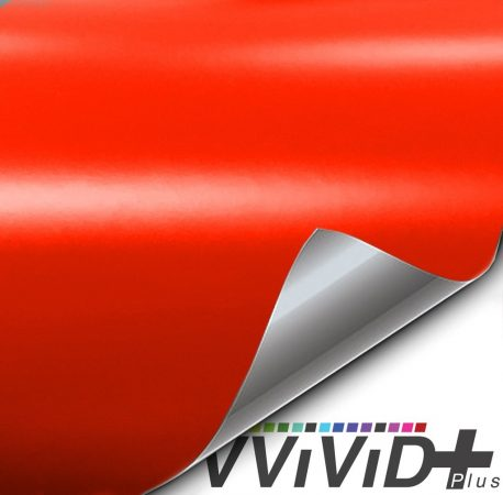 Premium Plus Matte Rosso Corsa Red car wrap vinyl film