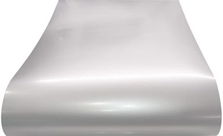 Premium+ Satin Silver Car Vinyl Wrap Film